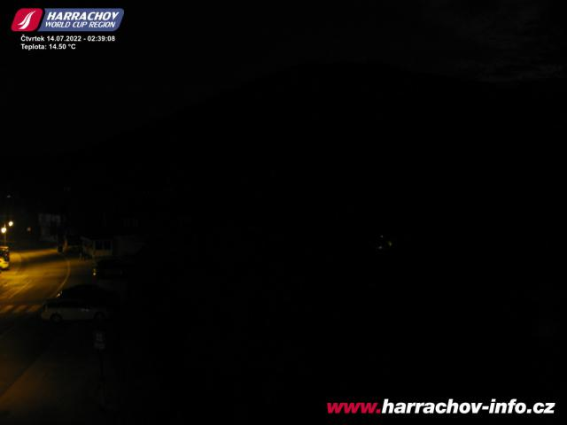 Skocznia narciarska - Harrachov