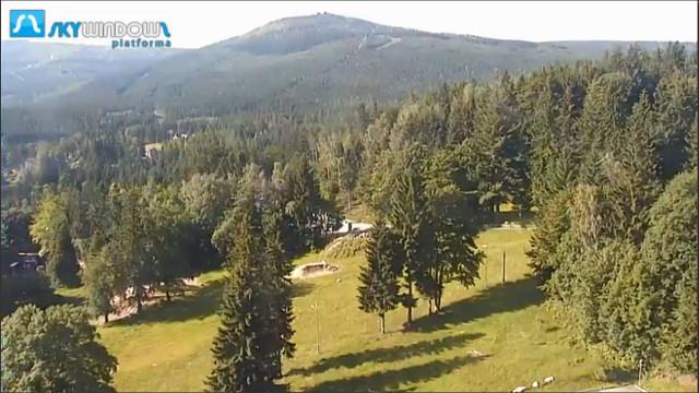 Snowpark przy hotelu Bornit - Szklarska Poręba