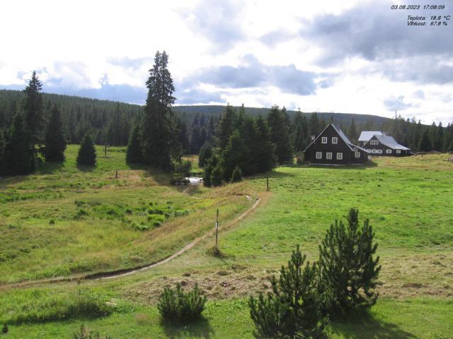 Jizerka - torfowisko - Korenov