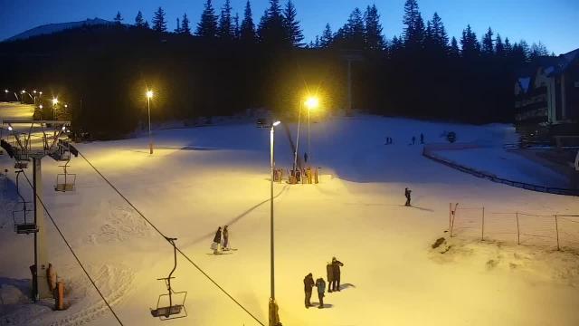 Wyciąg narciarski - Szklarska Poręba